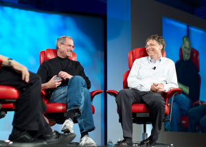Bill Gates and Steve Jobs at D5: all things digital